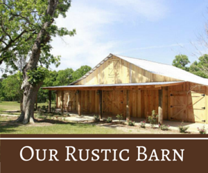 Our Rustic Barn